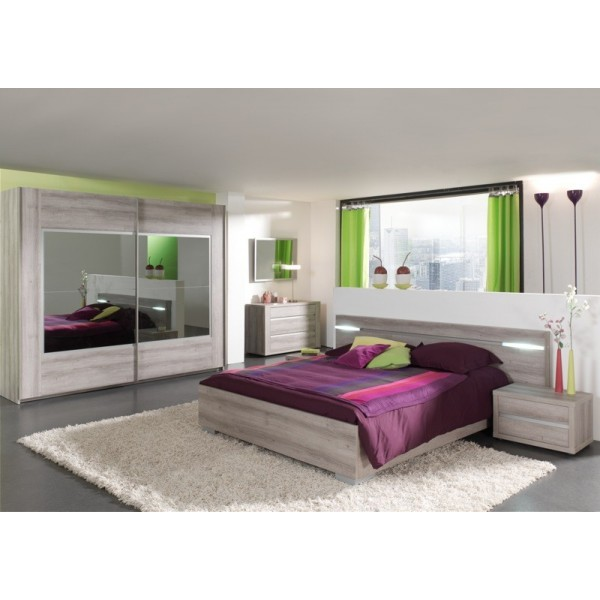 chambre coucher contemporaine chambres coucher au meubles haan. Black Bedroom Furniture Sets. Home Design Ideas