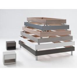 athena encadrement de lit lits au meubles haan. Black Bedroom Furniture Sets. Home Design Ideas