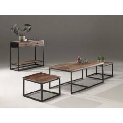 Table acacia massif